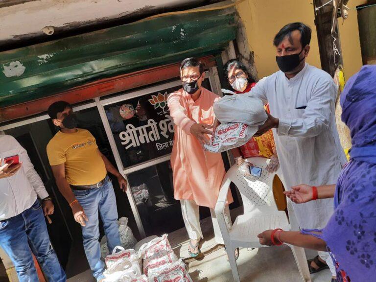 CSR India- COVID-19 Relief response